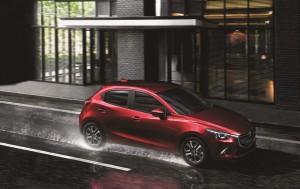 Mazda 2 รุ่นปี 2018 ราคาเท่าเดิม เพิ่มเติมอุปกรณ์ใช้สอย ! ทั้งรุ่นเครื่องยนต์เบนซิน และดีเซล ตามแต่รุ่นย่อย