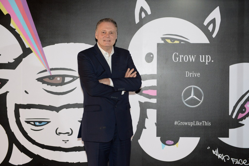 Mr. Michael Grewe, President and CEO of Mercedes-Benz (Thailand) Limited