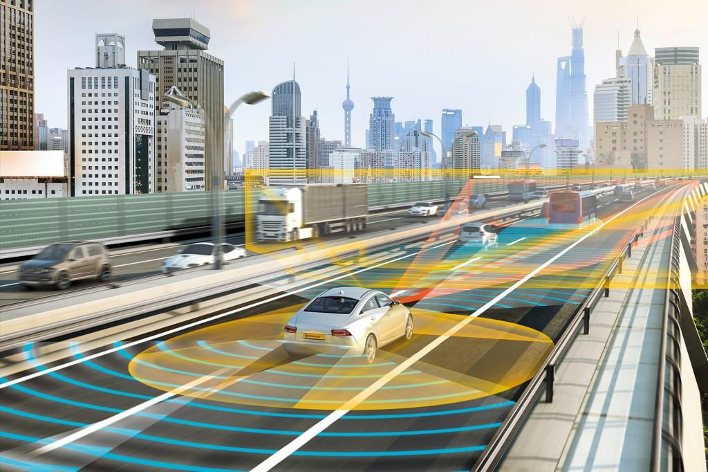 คอนทิเนนทอล พัฒนาเรดาร์ระยะไกล รองรับการขับขี่แห่งอนาคต