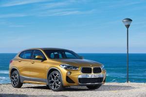 BMW X2 เอสยูวี รุ่นล่าสุดและขนาดเล็กสุดของค่ายใบพัด
