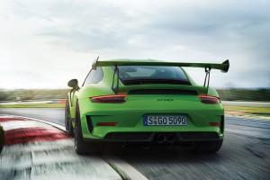 PORSCHE 911 GT3 RS โมเดลล่าสุดและสุดท้ายของรถ 911 รุ่นปัจจุบัน