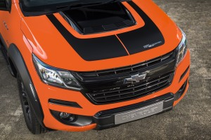 Chevrolet แนะนำ Colorado High Country Storm ปี 2019 Orange Crush สีส้ม พร้อมชุดแต่ง Thunder