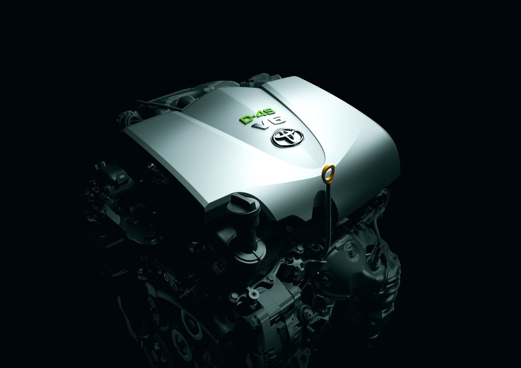 Alphard 3.5VIP Engine