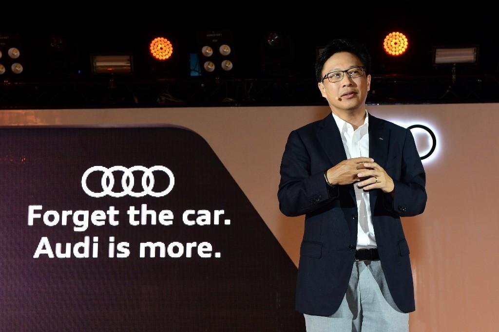Audi 01 กฤษฎา ล่ำซำ