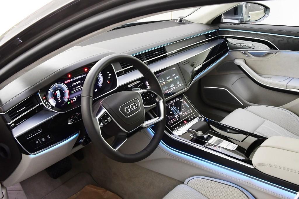 Audi A8 L 007