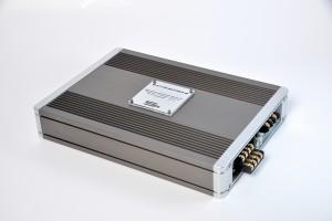 HARMOTECH S4 แอมพ์ 4 แชนแนล  ขนาดกะทัดรัด เสียงขั้นเทพ พลังเหลือเฟือ