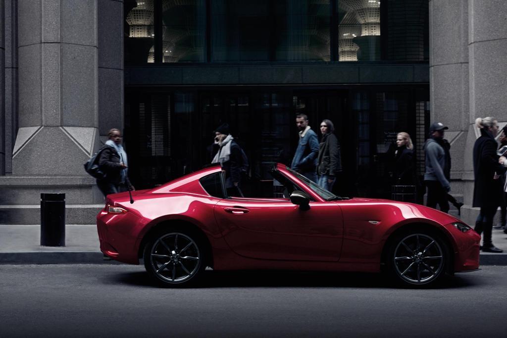 Mazda MX-5 RF Manual