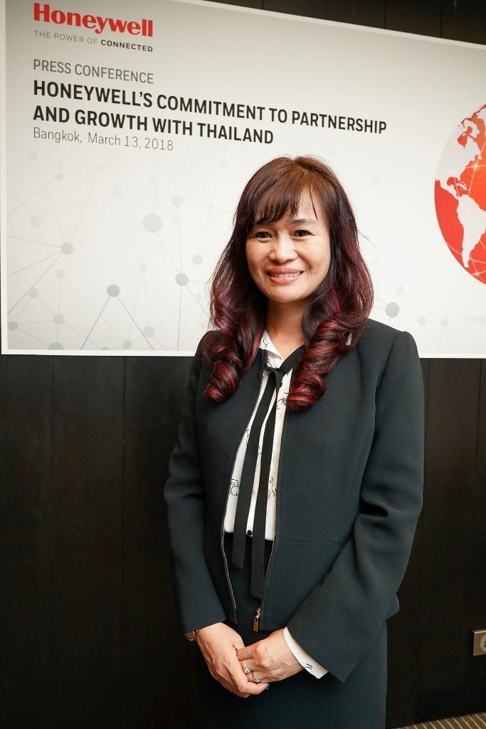 Ms Mai Trang Thanh, President, Honeywell Indochina