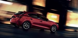Mazda 3 รุ่น 2018 เติมเต็มความปลอดภัย