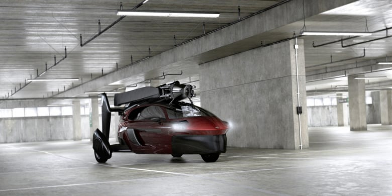 PAL-V-Flying-Car-Park-Anywhere