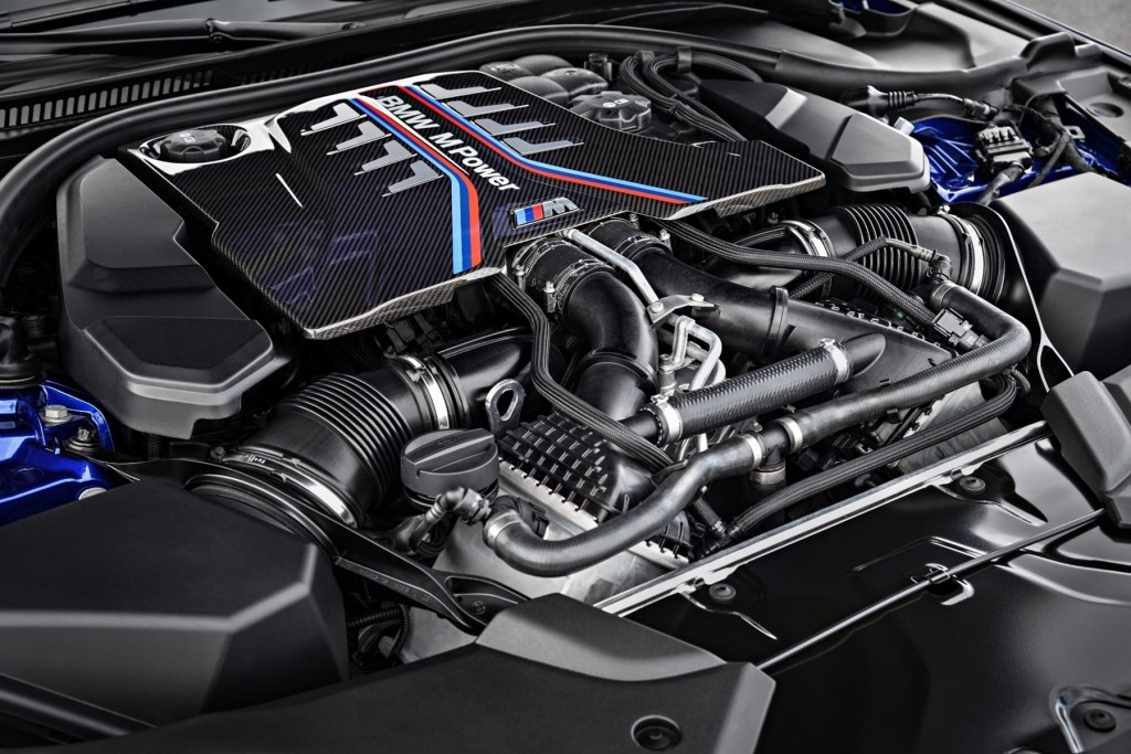 The All-New BMW M5 (14)