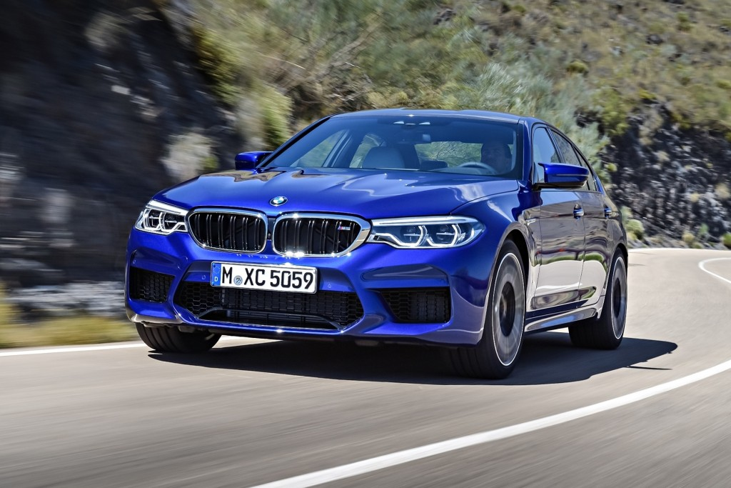 The All-New BMW M5 (15)