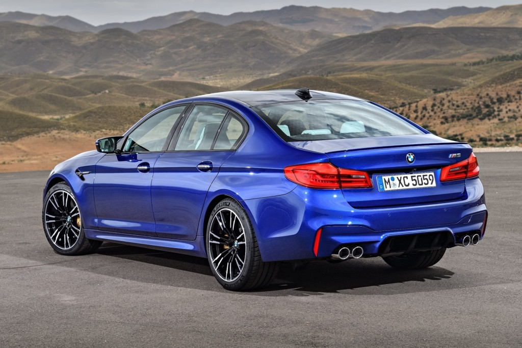 The All-New BMW M5 (6)