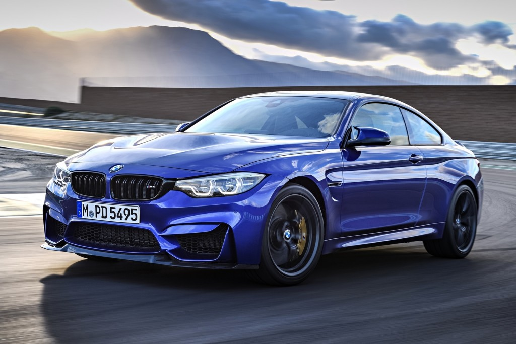 The new BMW M4 CS (1)