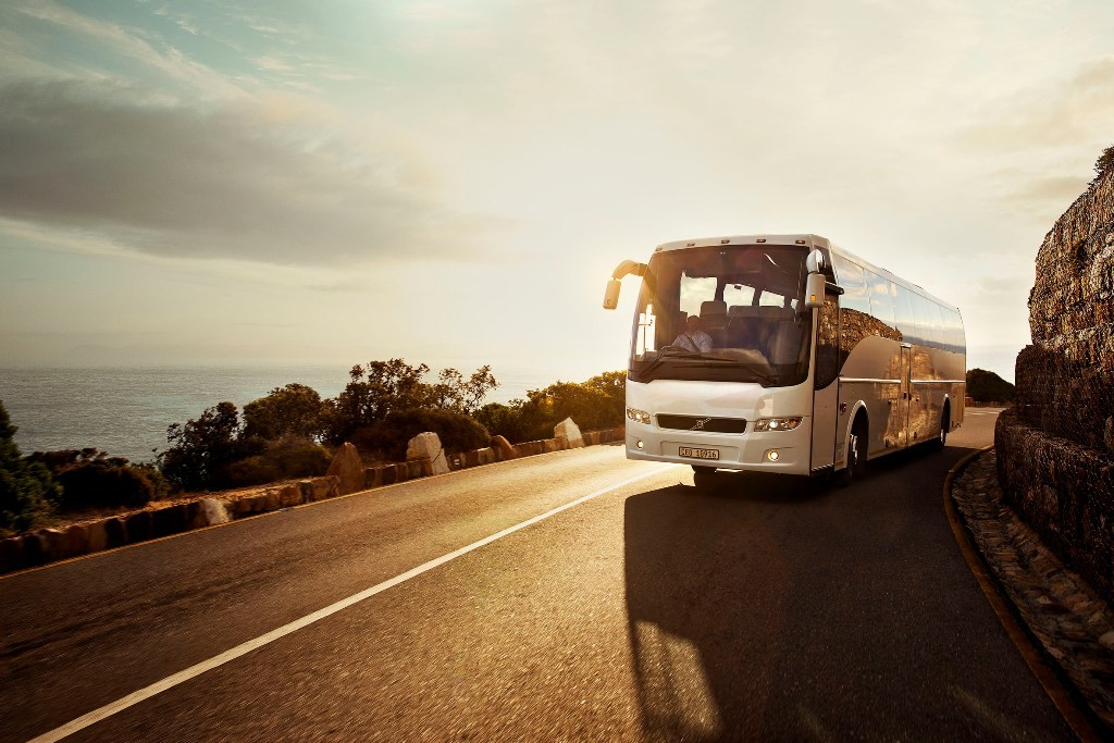 Volvo B8R Coach-s
