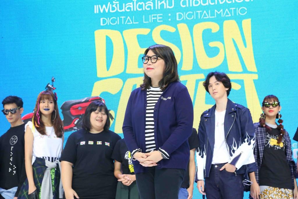 04 ยามาฮ่าประกาศผลผู้ชนะ Yamaha QBIX T-Shirt Design Contest
