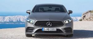 Mercedes-Benz CLS 300 d AMG Premium ซีดานหรูสไตล์คูเป รุ่นที่ 3