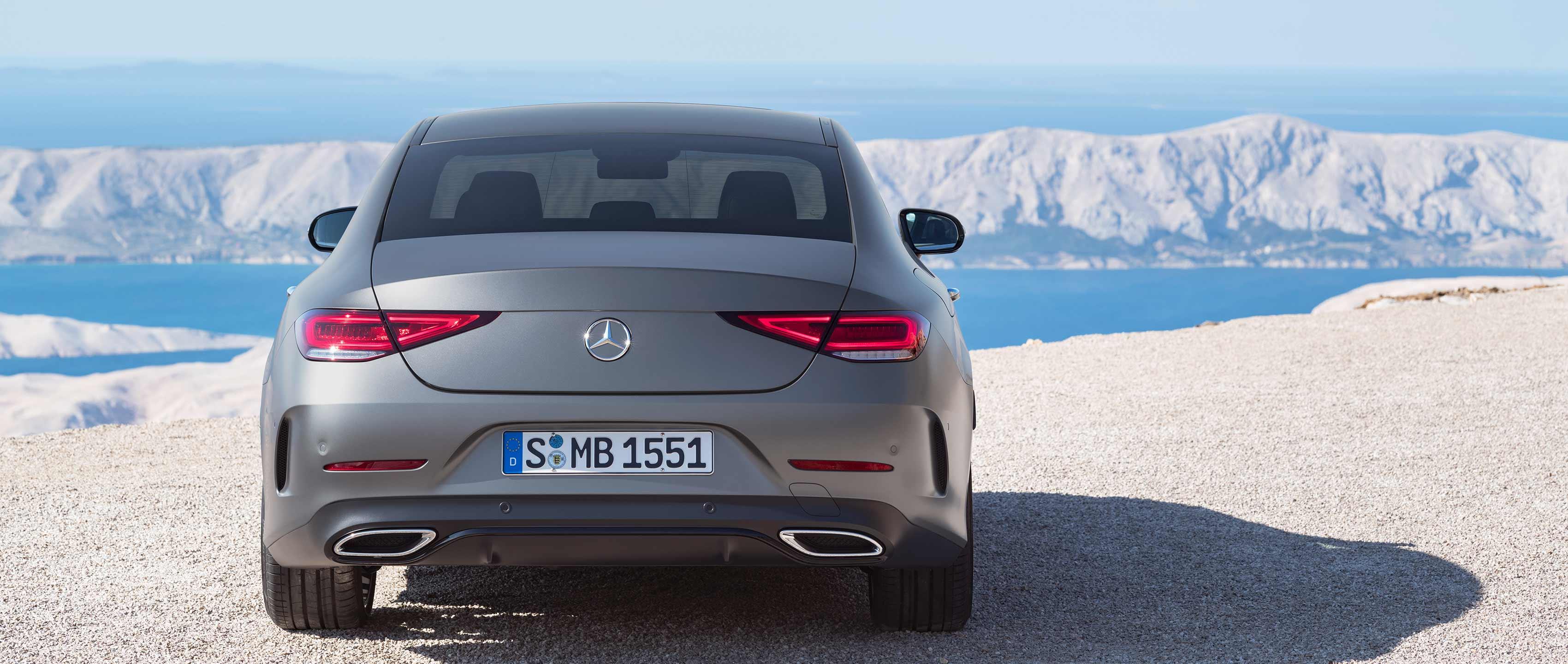Mercedes benz cls 300 d amg premium for Mercedes benz online