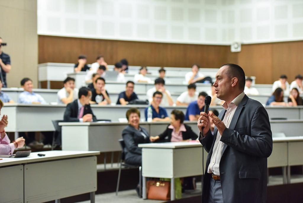 นิสสัน สร้างแรงบันดาลใจให้นิสิตจุฬาลงกรณ์มหาวิทยาลัย