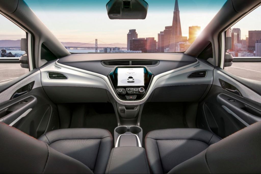 GM จะผลิตรถไม่มีแป้นเหยียบและพวงมาลัย