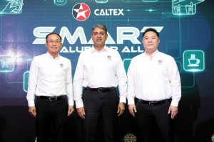 CALTEX ทุ่ม 200 ล้านเหรียญสหรัฐฯ