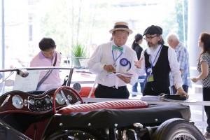 งานประกวดรถโบราณ ครั้งที่ 42 ความบันเทิงประจำปีของคนรักรถโบราณ