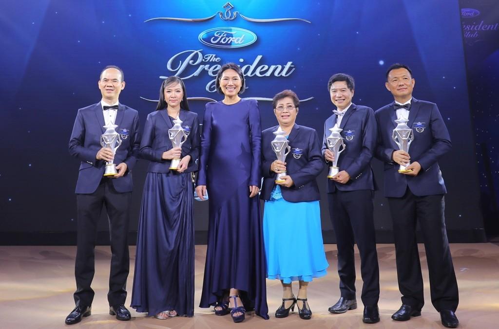 Ford DP Platinum Awards