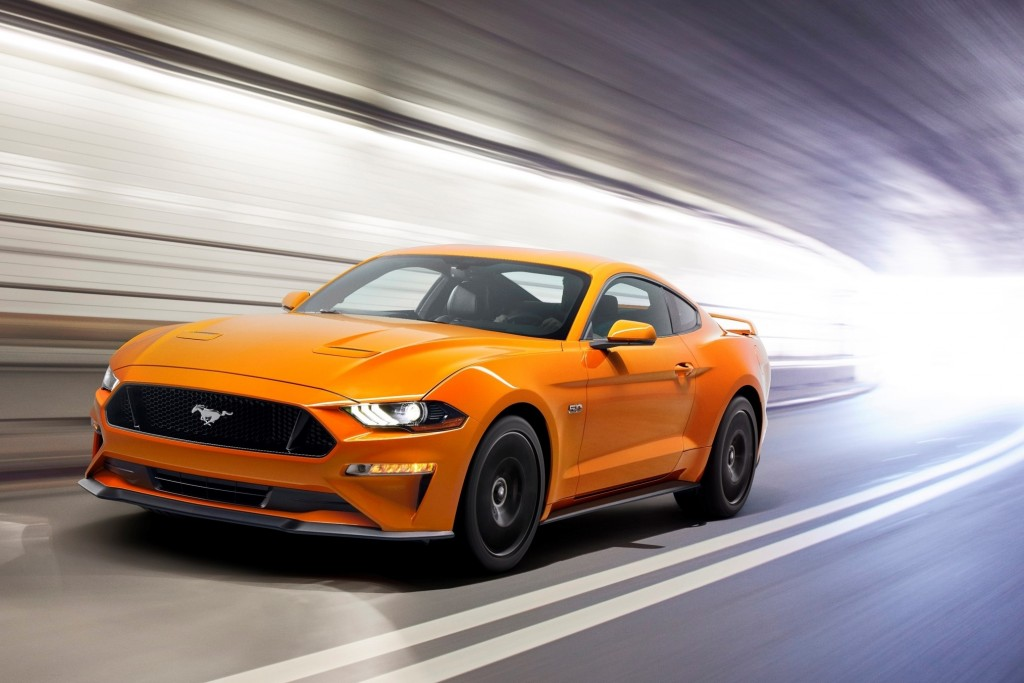 New Ford Mustang V8 GT with Performance Package_01