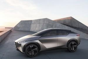 นิสสัน จัดแสดงสุดยอดรถไฟฟ้า 3 รุ่น ในงาน Auto China 2018