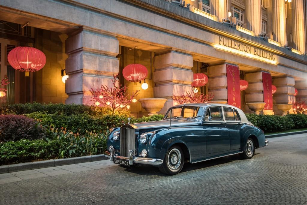 Rolls Royce Silver Cloud II 2