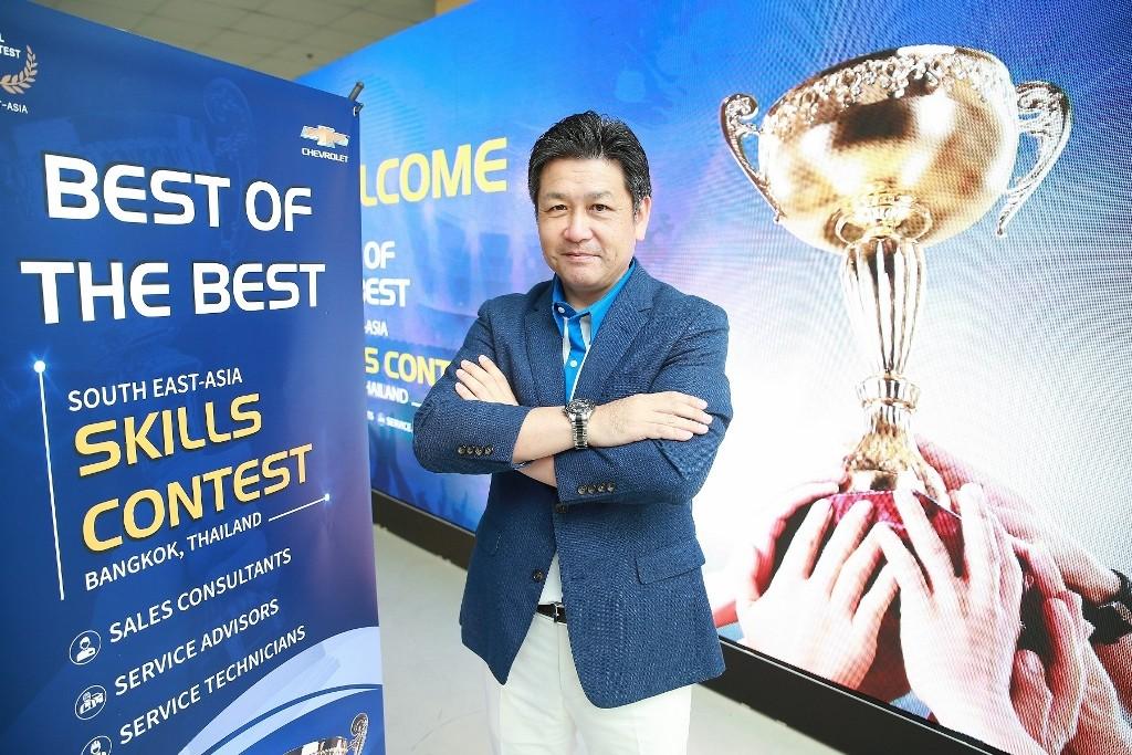 Sumito Ishii, VP, GM SEA