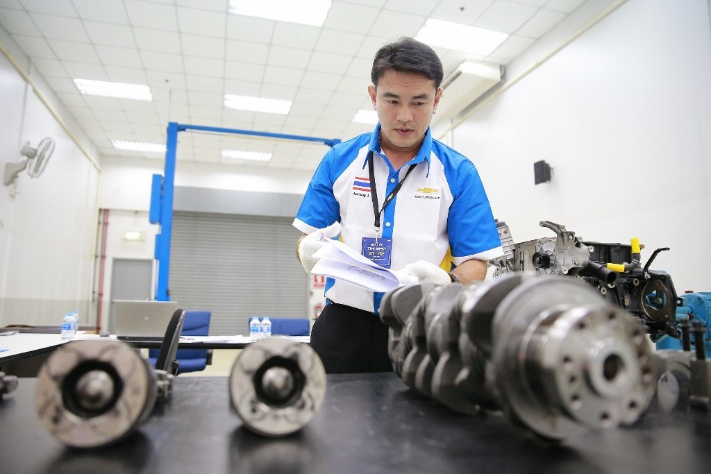 Technician_Mechanical Component Inspection