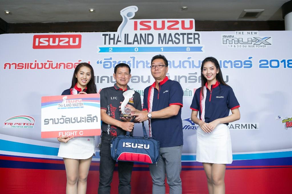 Winner Flight C