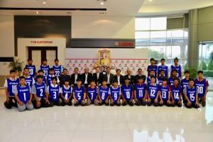 ยามาฮา จัดการแข่งขันทักษะวิชาชีพ สาขาวิชารถจักรยานยนต์ ระดับประเทศ ชิงถ้วยพระราชทานฯ