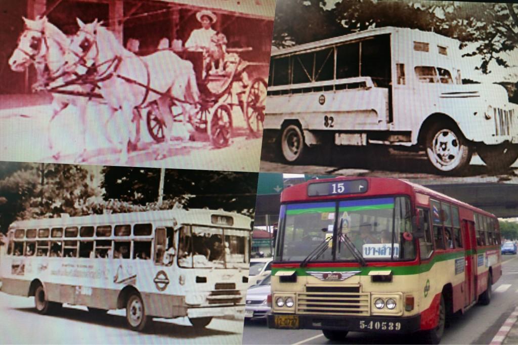 ขุดตำนาน 111 ปี รถเมล์ไทย
