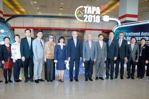 TAPA 2018 งานแสดงสินค้ายานยนต์