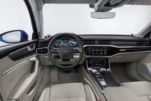 AUDI A6 AVANT เผยโฉมรถรุ่นใหม่ติดตั้งเครื่องยนต์ไฮบริดแบบเด็กๆ