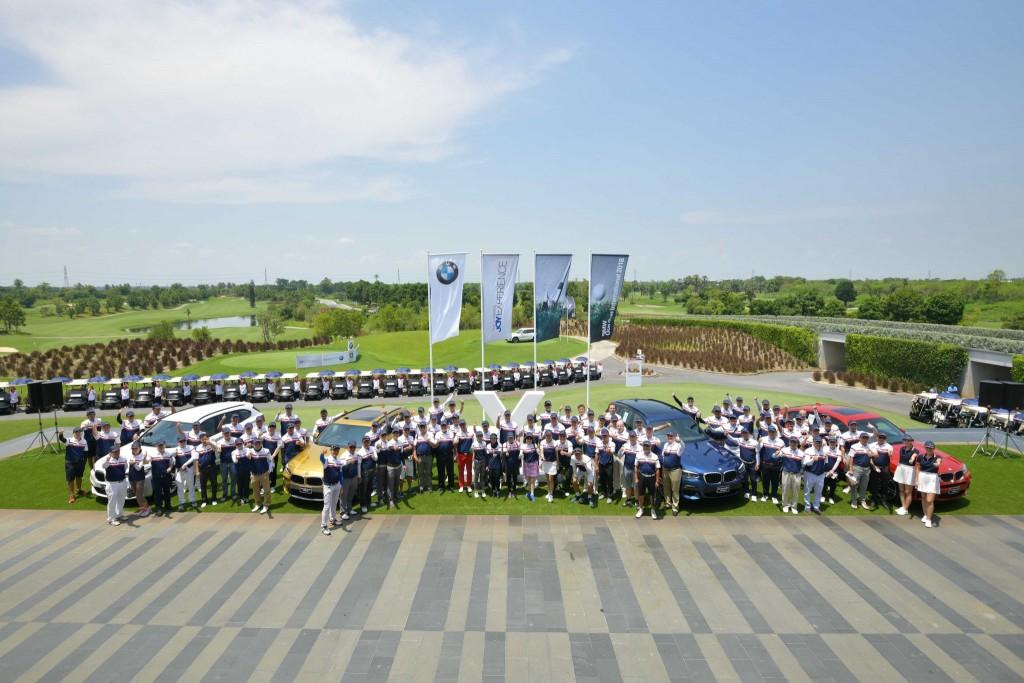 บีเอมดับเบิลยู ประเทศไทย จัดการแข่งขัน BMW Golf Cup International 2018 รอบคัดเลือก