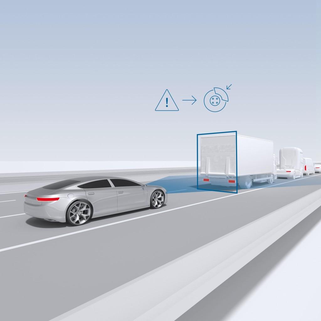 โบช เผยวิสัยทัศน์แห่งเทคโนโลยีการขับเคลื่อนที่ช่วยลดอุบัติเหตุ ด้วยระบบช่วยเหลือผู้ขับขี่