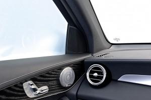 ผลทดสอบระบบเสียง OEM ในรถ เมร์เซเดส-เบนซ์ จีแอลซี 250 ดี