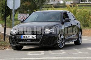 Audi A1 ซูเพอร์มีนีเจเนอเรชันใหม่