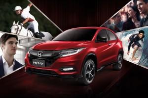 Honda HR-V ปรับโฉมล่าสุด เพิ่มรุ่นทอพ RS พร้อมระบบเตือนและช่วยเบรคที่ความเร็วต่ำ (City Brake Active System)