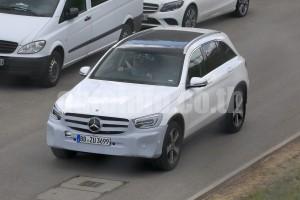 Mercedes-Benz ปรับโฉม GLC