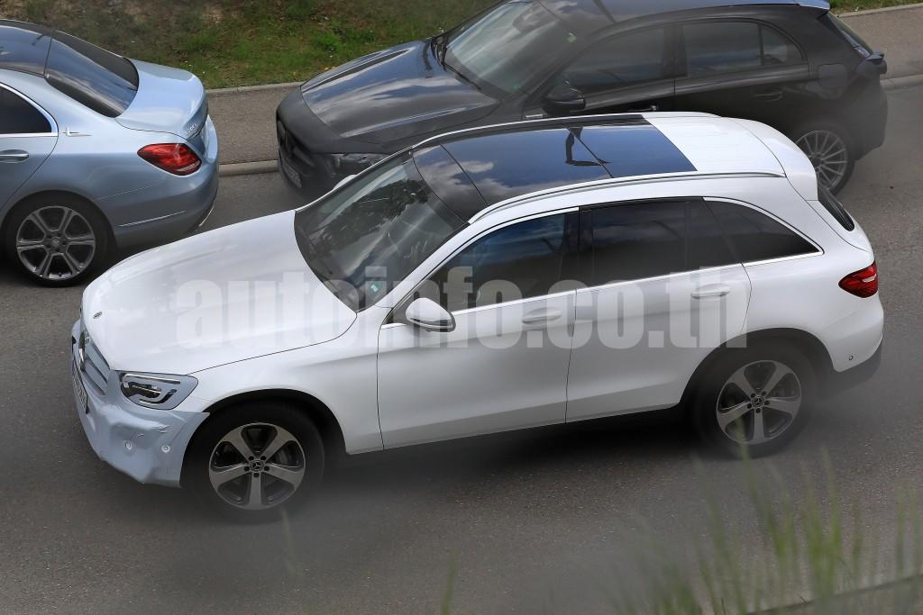 Mercedes GLC P 7