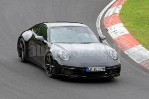 Porsche 911 ใหม่ เจเนอเรชันที่ 8