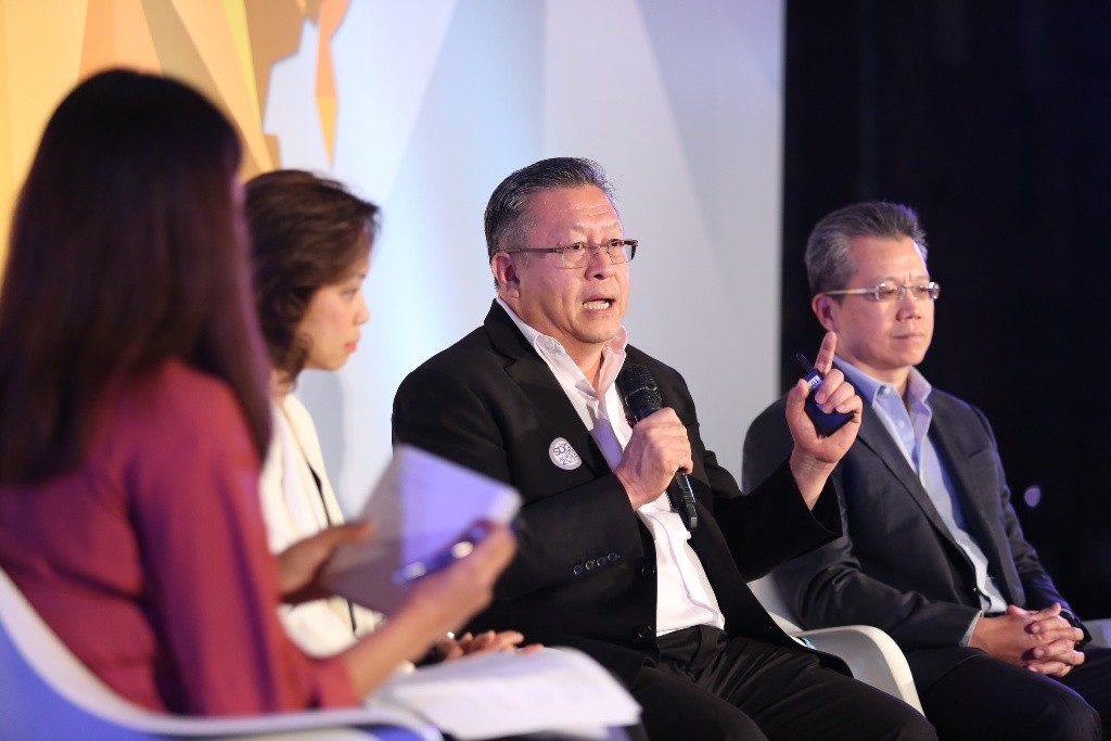 Shell joins Thailand SDGs Forum 2018-1