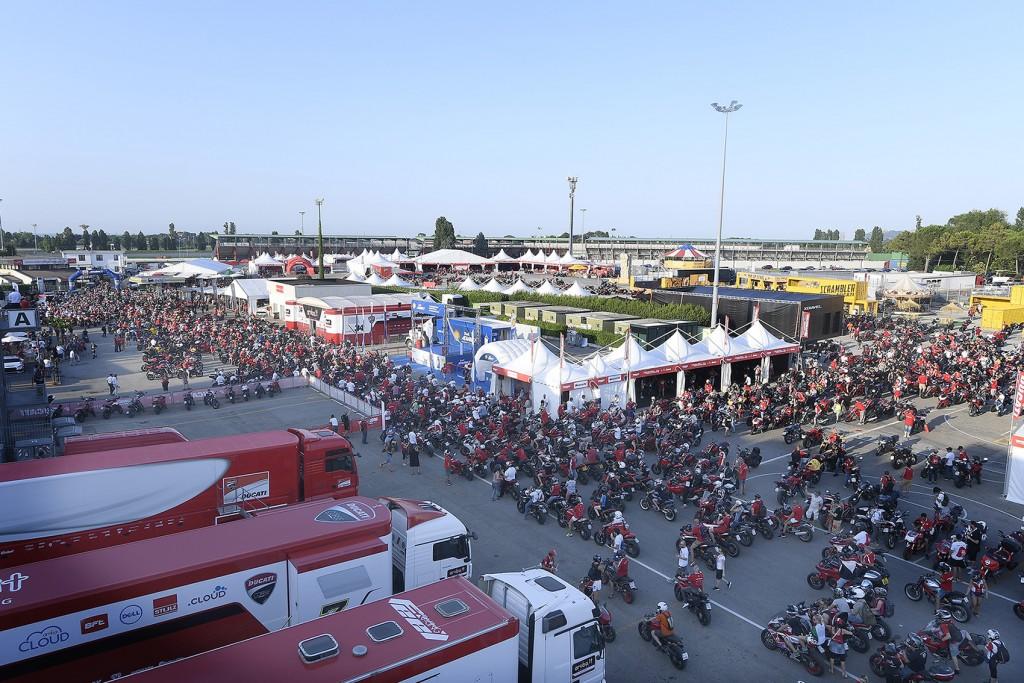 World Ducati Week 2016 _1