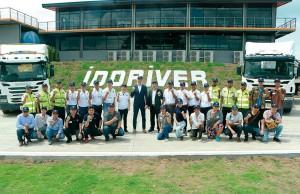 ADVANCE DRIVER PROGRAM กิจกรรมการฝึกอบรมการขับขี่ชั้นสูงของ สแกเนีย