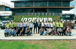 ADVANCE DRIVER PROGRAM กิจกรรมการฝึกอบรมการขับขี่ขั้นสูงของ สแกเนีย