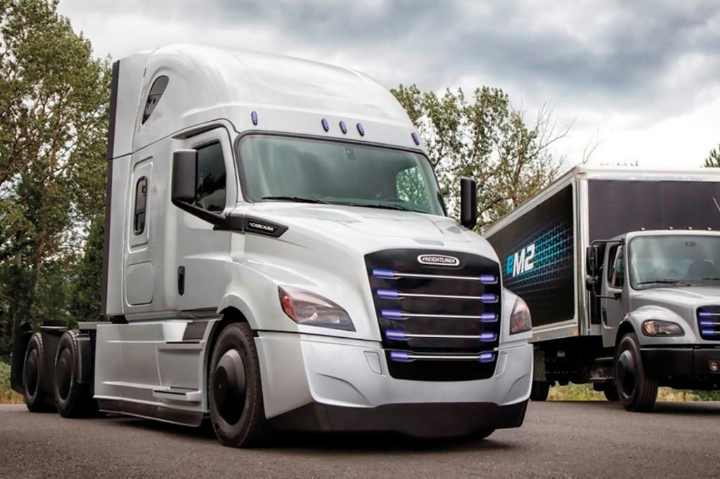 ไดมเลร์ เปิดตัวรถบรรทุกไฟฟ้า ขับเคลื่อนได้ไกลกว่า 300 กม.